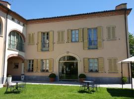 La Regibussa - Hotel Ristorante, hotell i Asti