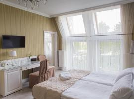 Boutique Hotel Deluxe, готель у місті Кам'янець-Подільский