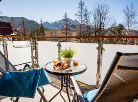 Apartamenty pod Orłem - Rezydencja do Skoczni, accessible hotel in Zakopane