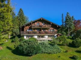 Gästehaus Lipp, hotel in Mittenwald