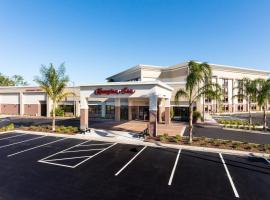 Hampton Inn Daytona Speedway-Airport, hotel in Daytona Beach