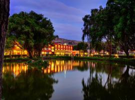 BTH Hotel Arequipa Lake, hôtel à Arequipa