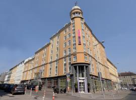 Hotel Mercure Wien Westbahnhof, hotel near Wien Westbahnhof Train Station, Vienna