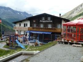 Berghotel Furggstalden, Hotel in Saas-Almagell