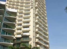 Romano Palace, hôtel à Acapulco