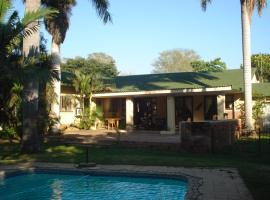 The Guest House Pongola, hotel with parking in Pongola