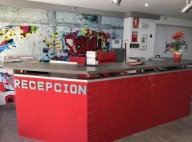 New Art Hostel - Albergue Juvenil – hotel w Palma de Mallorca