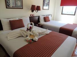 Hotel Residencial, hotel near Merida Bus Station, Mérida