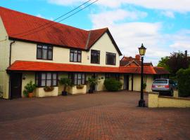 High Hedges Guest House, accommodation in Oxford