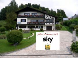 Gästehaus Riedl, Hotel in Warmensteinach