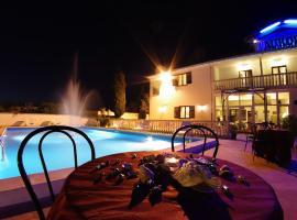 Hotel Aurora, hotel in Pula