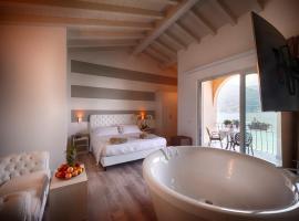 Bella Hotel & Restaurant, boutique hotel in San Felice del Benaco