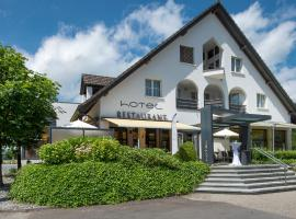 Hotel Thorenberg, hotel in Lucerne
