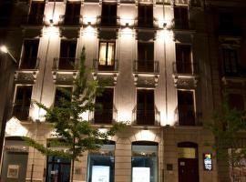 Bibo Suites Gran Vía, hotel a Granada