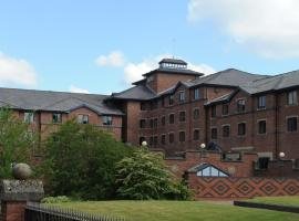 DoubleTree by Hilton Stoke-on-Trent, United Kingdom, hotel in Stoke on Trent