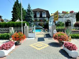 Steinhaus Bed & Breakfast, hotel v destinaci Keszthely