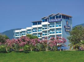 Blue Diamond Alya Hotel, отель в городе Аланья, рядом находится Гавань Аланьи