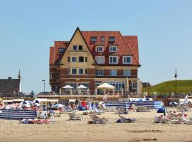 Beach Hotel - Auberge des Rois, hotel in De Haan