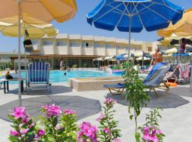 Relax Hotel, hotel in Kolymbia