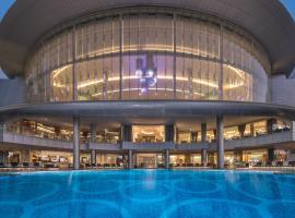 Jumeirah at Etihad Towers Residence, căn hộ ở Abu Dhabi