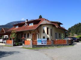 Appartementhaus Sabine, Hotel in der Nähe von: Schlepplift Laas, Kötschach-Mauthen