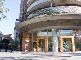 Providencia Plaza, hotel en Santiago