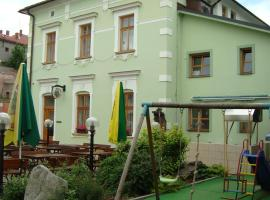 Hotel Krakonoš, hotel v Trutnově