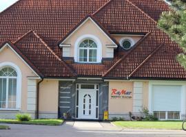 Apartmaji in sobe RaMar, hotel v mestu Straža
