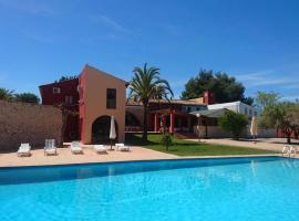 Fincahotel Cases de Sant Jaume, hotel en Benissa