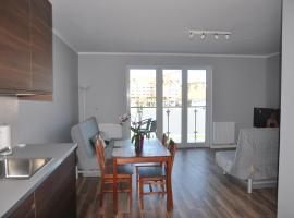 Apartament Berlin, apartment in Świnoujście