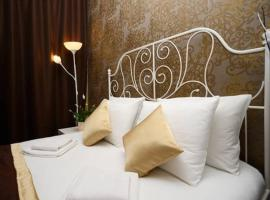 Guest Rooms Apelsin on Victory Park, hotel near Triumphal Arch of Moscow, Moscow