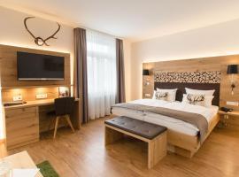 Das Waldhotel - Genuss & Wellness am Notschreipass, Hotel in Todtnau