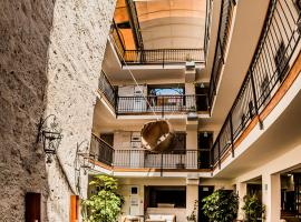 Palla Boutique Hotel, hotel in Arequipa