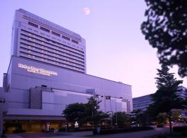 Kobe Bay Sheraton Hotel & Towers, отель в Кобе