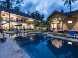 Yuli's Homestay, three-star hotel in Kuta Lombok