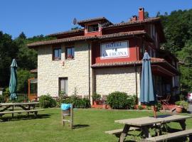 Hotel La Ercina, hotel in Intriago