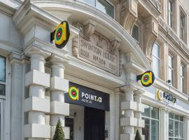 Point A Hotel London Kings Cross – St Pancras, hotel in London