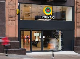 Point A Hotel Glasgow, hotel in Glasgow