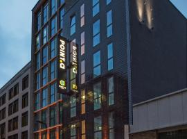 Point A Hotel London Shoreditch, hotel a Londra