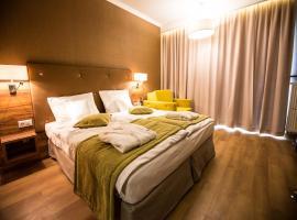 Mineral Hotel Malinowy Raj – hotel w Solcu-Zdroju