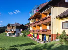 Hotel Fasching, Hotel in Sankt Georgen am Längsee