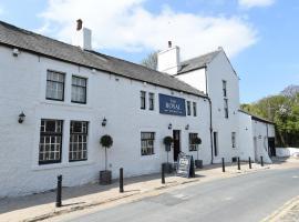The Royal Heysham, hotel near Lancaster Castle, Heysham