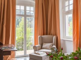 Villa Elbufer, apartment in Bad Schandau