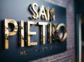 San Pietro Hotel & Restaurant, hotel in Scunthorpe