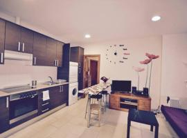Apartment Downtown Sabadell, hotel in Sabadell