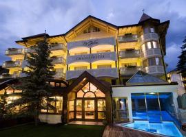 Piz Galin Grand Hotel Family & Wellness, hotel near Molveno Lake, Andalo