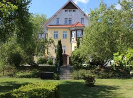 Villa Jagdhaus, apartment in Wernigerode