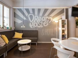 Dream Hostel & Hotel Tampere, hostelli Tampereella