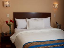 Unumizu Cusco Hotel, hotel near Wanchaq Train station, Cusco