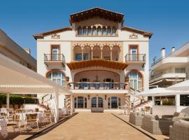 Hotel Casa Vilella 4* Sup, hotel in Sitges